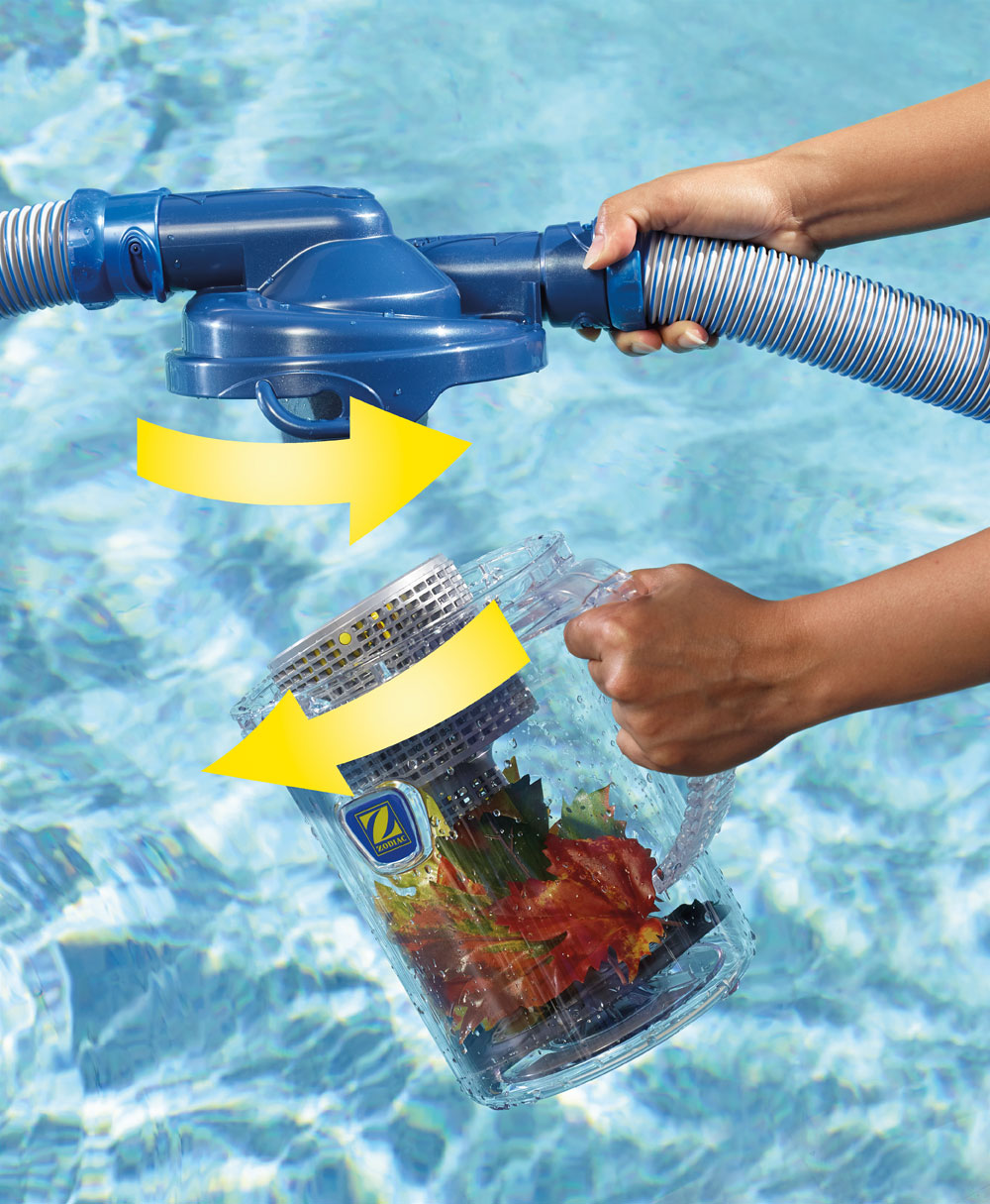 Zodiac Cyclonic Leaf Catcher Zodiac Pool Systems