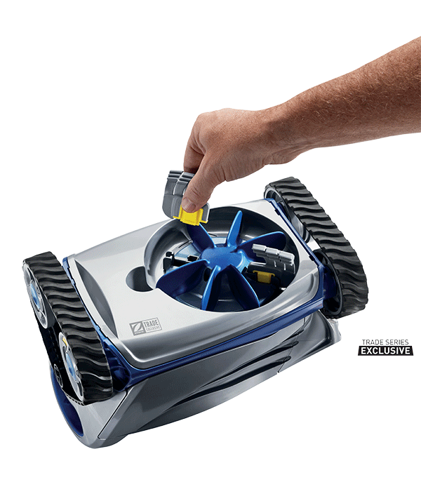 Zodiac Mx6 Elite Suction Pool Cleaner Zodiac Pool Systems