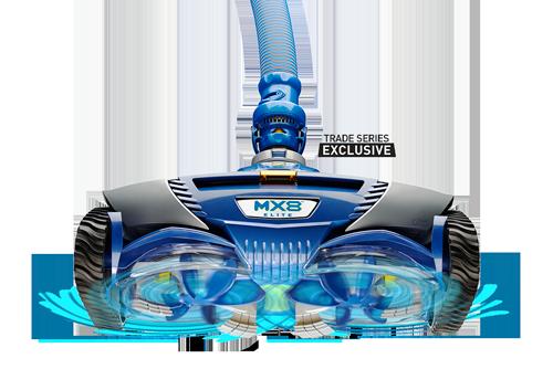 Zodiac Mx8 Elite Suction Pool Cleaner Zodiac Pool Systems
