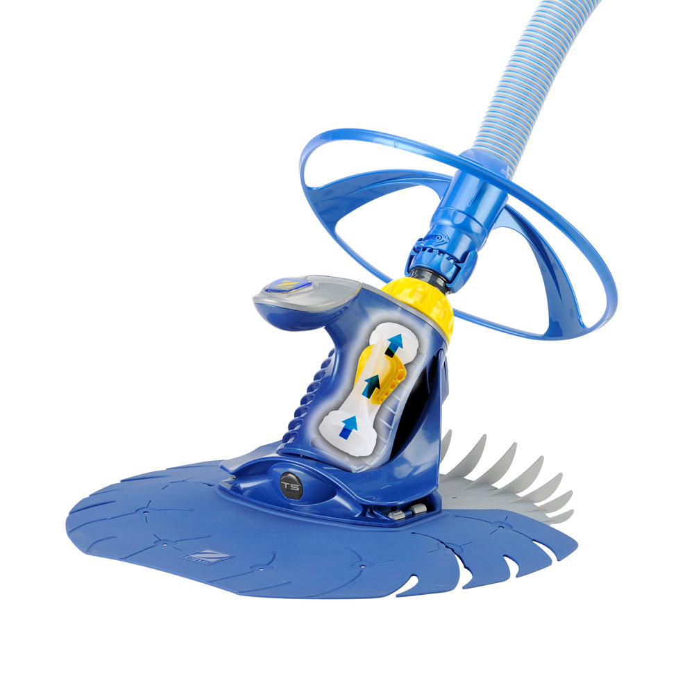 Zodiac T5 Duo Suction Pool Cleaner Zodiac Pool Systems